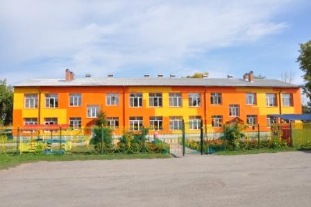 История детского сада